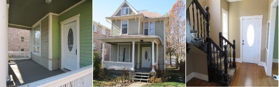 SOLD ~ 347 South 26th Street ~ $89,900