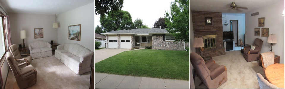 SOLD ~ 6000 South 25th Street ~ $229,900