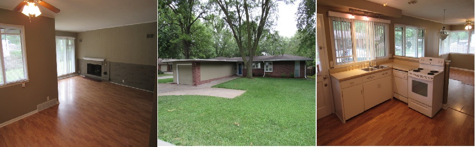 SOLD!  4421 A Street ~ $170,000