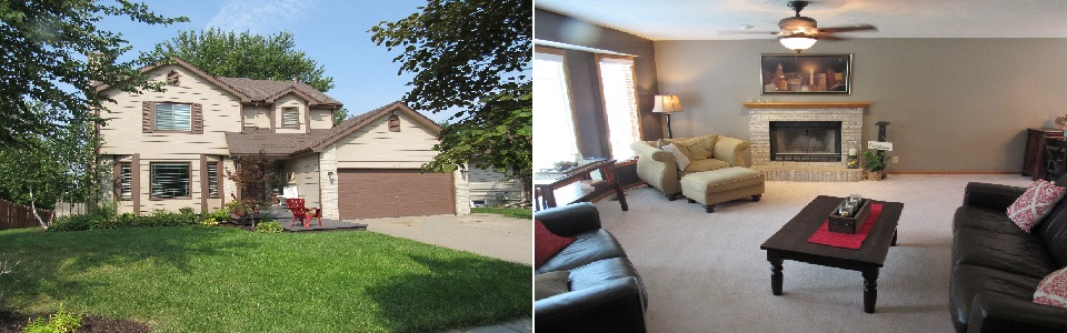 SOLD ~ 7211 South 30th Place ~ $259,900