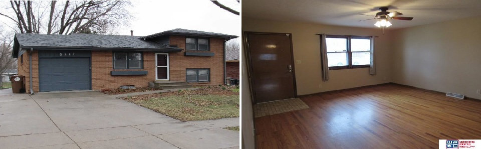 SOLD ~ 5111 Claire Avenue ~ $169,900
