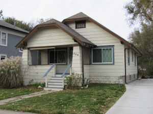 SOLD -  North Lincoln Starter Bungalow